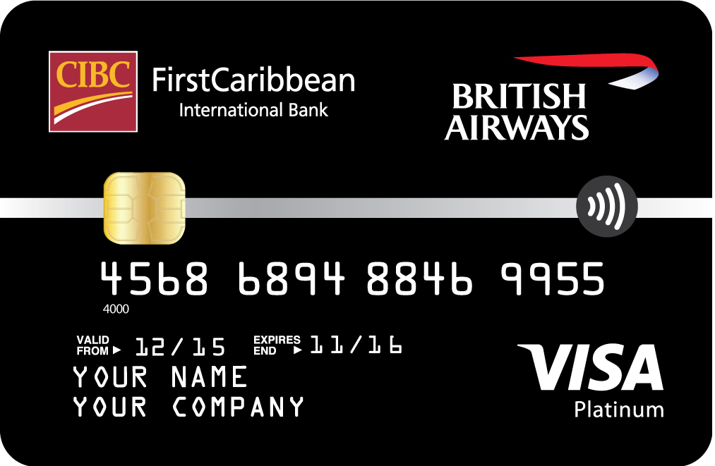British Airways Visa Platinum