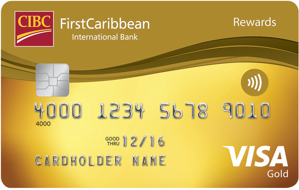 Visa Rewards Gold